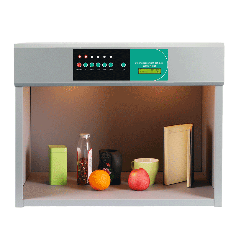 B6005 Color assessmen cabinet